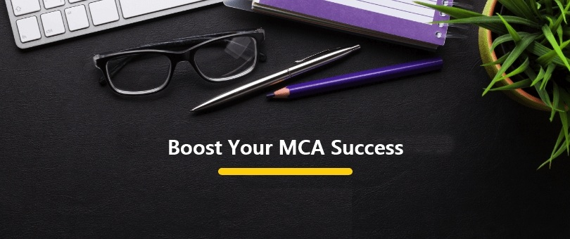 Boost Your MCA Success