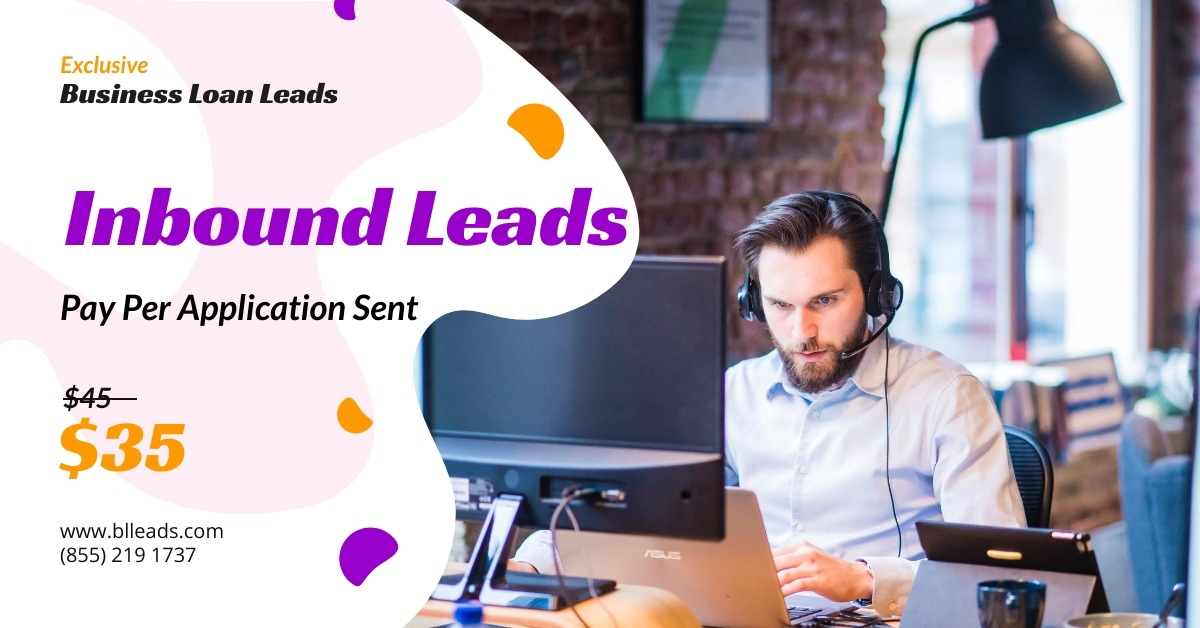 Exclusive Business Loan Leads