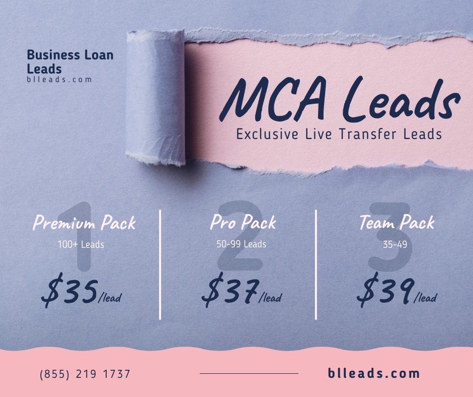 Business Loan Leads